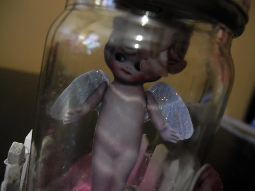 Fairy in a Jar (detail 3)