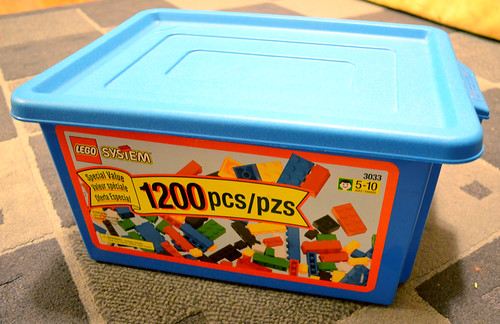 Original Lego Box