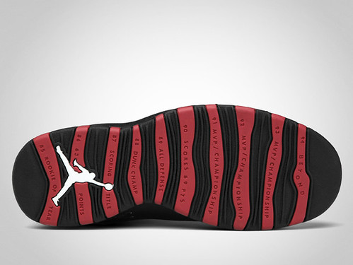 AIR JORDAN X CHICAGO 3