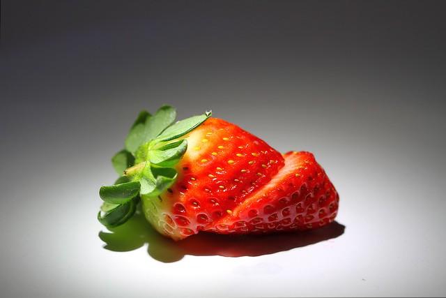 fruit ninga is a strawberry a fruit