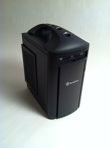 Silverstone SG04B-FH Micro ATX Case