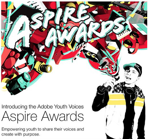 Adobe Youth Voices Aspire Awards