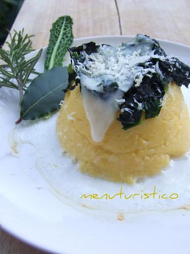 polenta cavolo nero