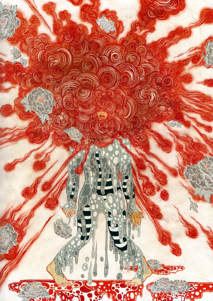 Blow Up 3 by Yuko Shimizu (2010)
