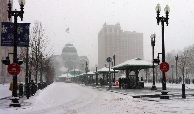 Snow - January 21, 2012