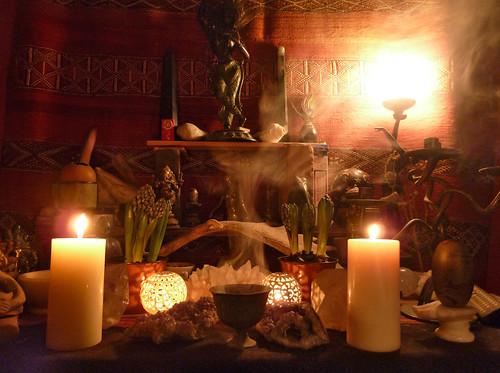 Hearth Altar