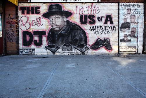 JMJ Mural - Hollis Queens