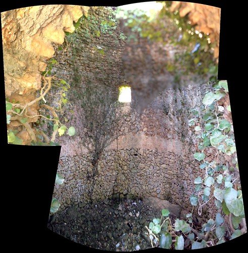 El nevero de Benicadell, dentro