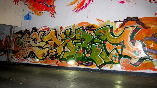 graffiti | storm | shanghai . radisson blu pudong