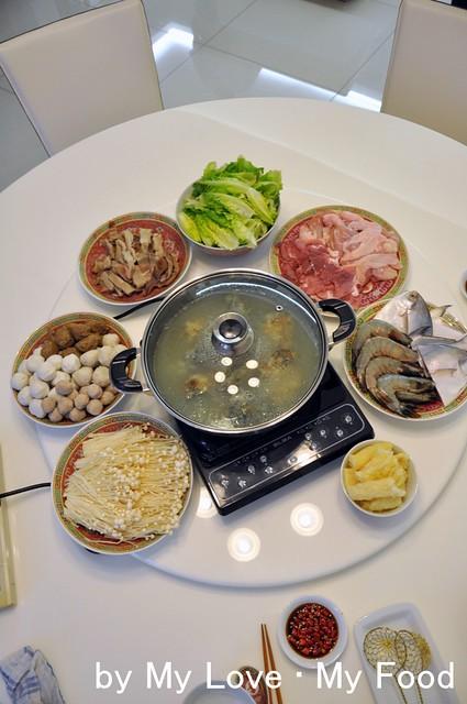 2012_01_22 Eve Dinner 001a