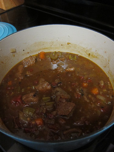Jamie Oliver's Beef and Beer Stew