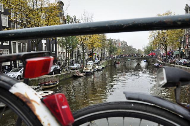 Exploring Amsterdam's Centrum