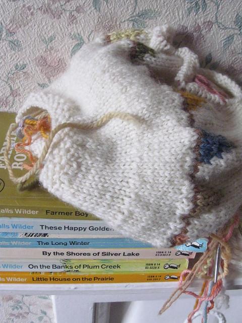 Yarn Along 25/01/12