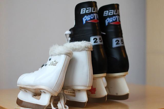 Iice skates