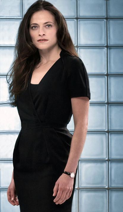 Lara Pulver... spookily sexy!