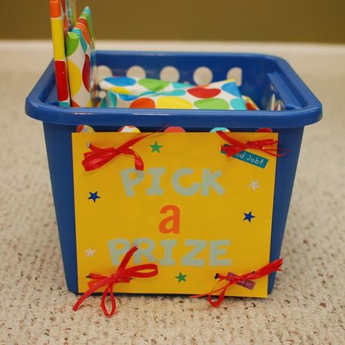 A Grande Life | The Prize Box