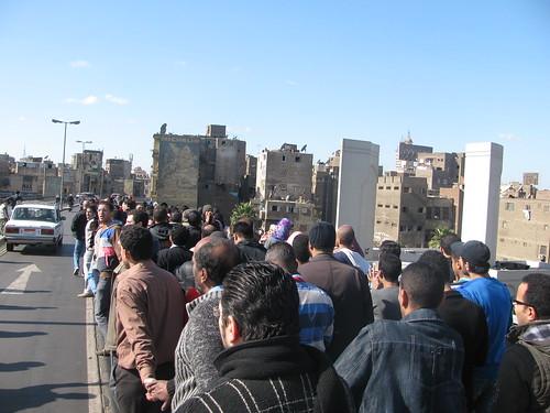 مسيره من الازهر الي التحرير-جمعه الغضب ٢٧ يناير #Jan25Two #Jan27