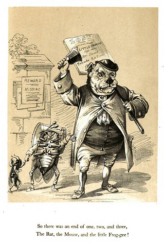 023-A frog he would a wooing go-1865- Henry Louis Stephens