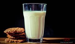 Day 28/366 - Biscuits & Milk