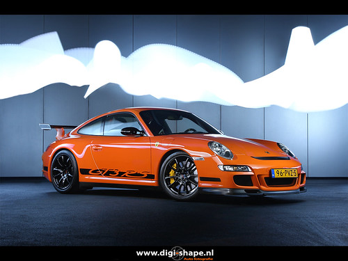 Porsche 997 GT3 RS Shoot #1 by terpstra.peter