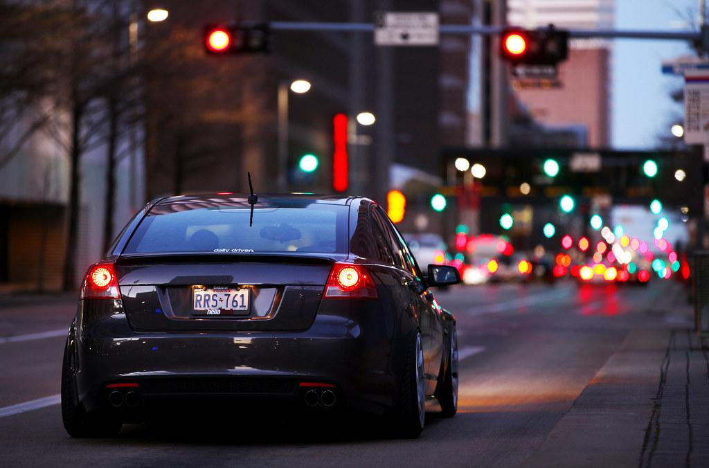 """VWVortex.com - Pontiac G8 - """"stanced""""?"""
