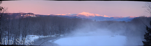 Mount Washington - Pano