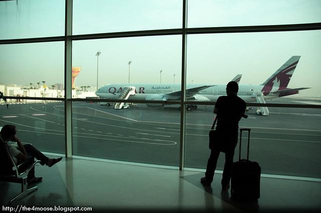 Doha International Airport – Morning