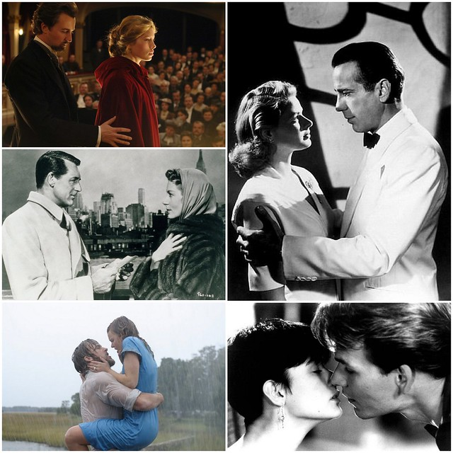 Bridal Styles Top 5 Romantic Movies