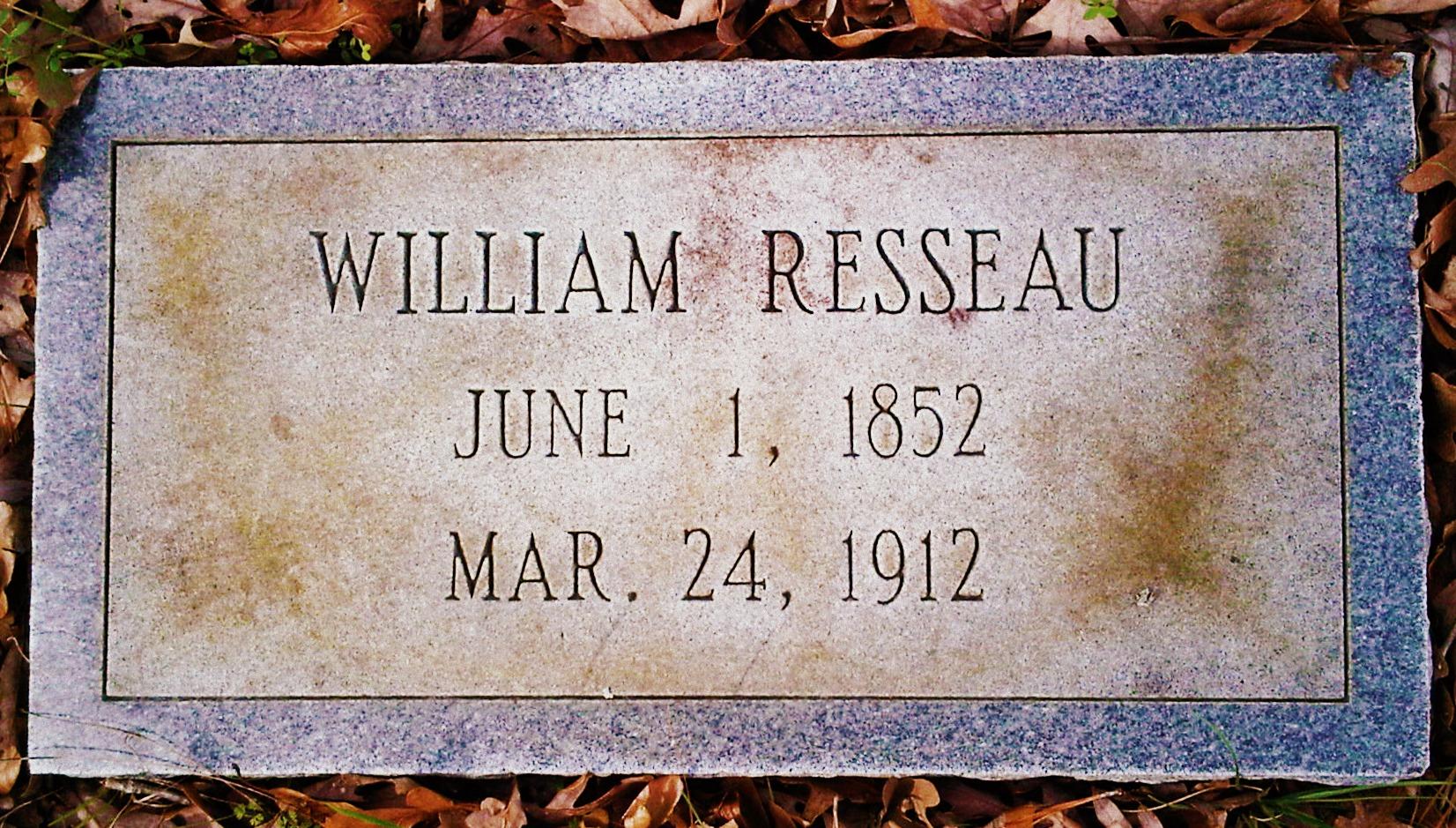 William Resseau