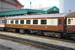 BR Mk.II Pullman coaches