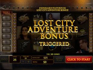 free The Mummy slot gamble feature