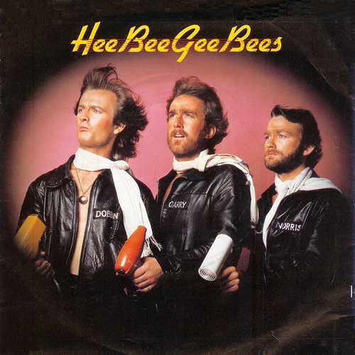 Hee Bee Gee Bees – Meaningless Songs