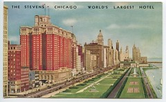 The Stevens • Chicago • World's Largest Hotel (1947?)