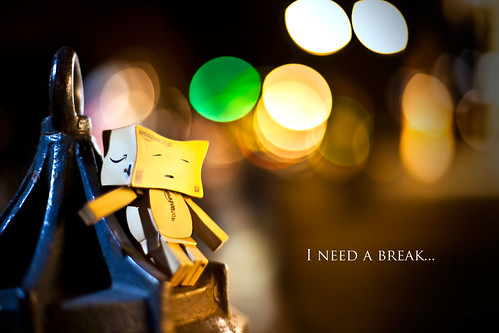 34 of 50 - I need a break... by Martin-Klein