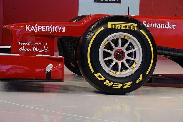 Ferrari F2012-14