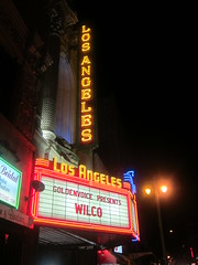 Wilco, Los Angeles Theatre, Jan. 27, 2012