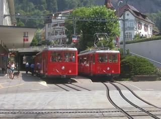 Rigi Bahn, Vitznau