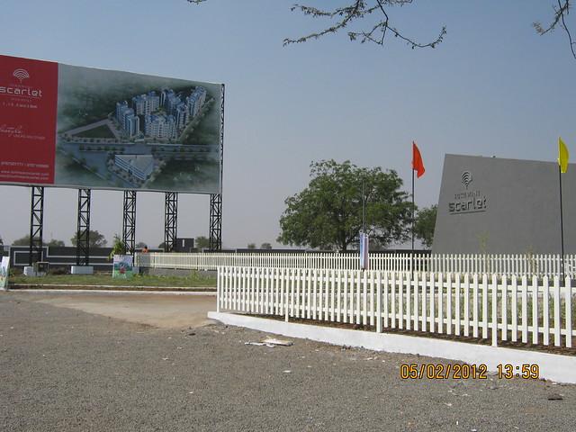 Visit Sukhwani Scarlet - 1 BHK, 1.5 BHK, 2 BHK & 3 BHK Flats - near Aurvedic College, on Kesnand Road, Wagholi, Pune 412 207 - 3