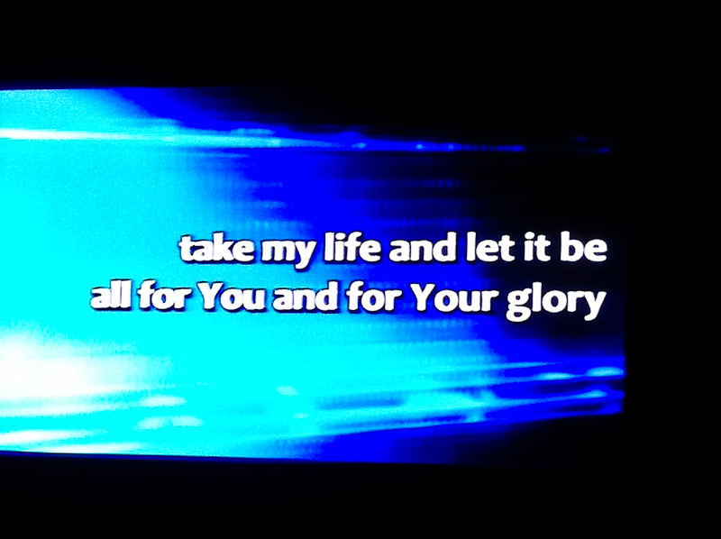 Words From Worship
