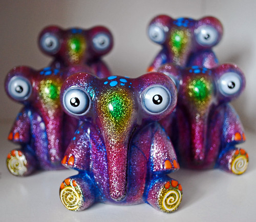 Glitter Waniphants!