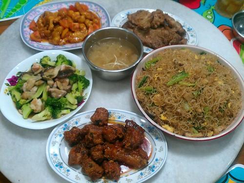 14 Chap Goh Mei Dinner