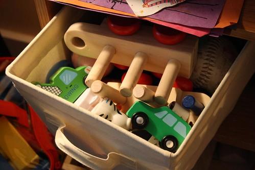 toy heaps