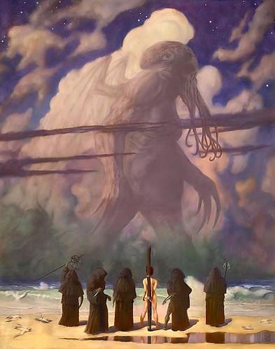 CyrilVanDerHagen_cthulhu_Giant