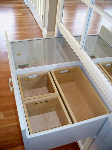 drawer pantry kitchen storage
