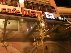 Cafe Juanita, Fort Bonifacio