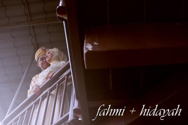 fahmi + hidayah