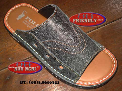 Chuyên sản xuất, cung cấp sỉ giày, dép...da dành cho nam - 11
