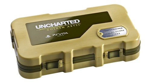 [Précommandé] Thrustmaster Uncharted Shock Resistant Case PS Vita 1