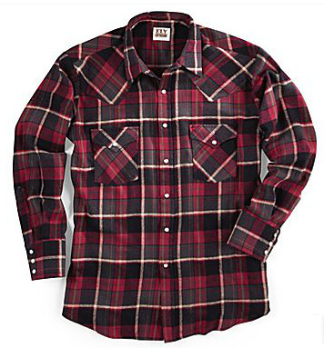 Ely Cattleman Flannel