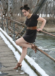 Beautiful Winter Model